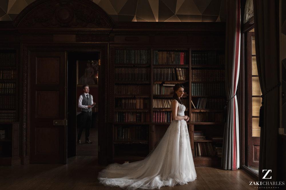 Fine art wedding photography at Eynsham Hall 4