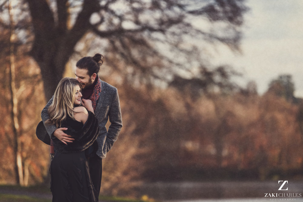 Blenheim Palace Engagement Session, AJ and Yannis, Zaki Charles Photography 4