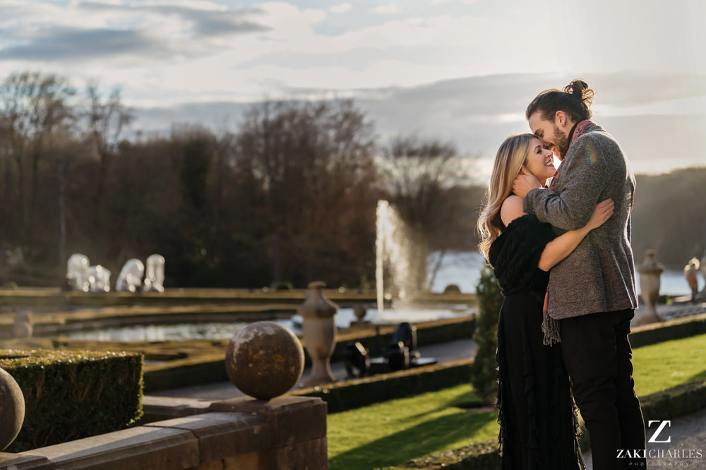 Blenheim Palace Engagement Session, AJ and Yannis, Zaki Charles Photography 6