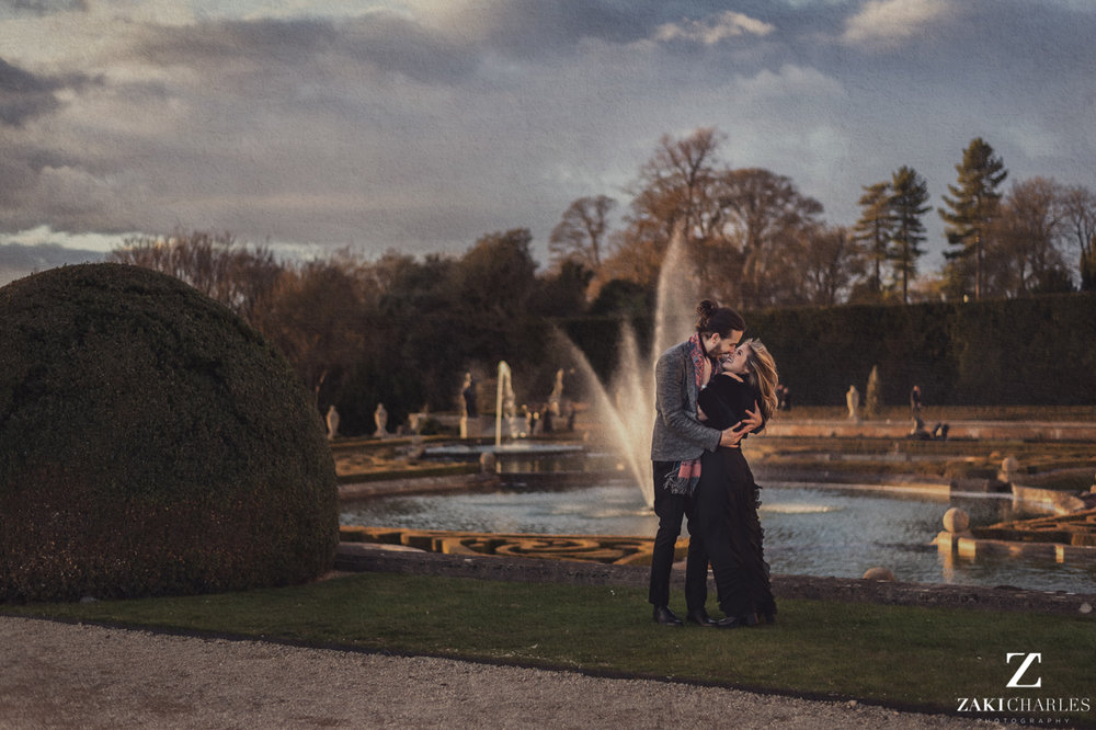 Blenheim Palace Engagement Session, AJ and Yannis fine art photography, Zaki Charles 6
