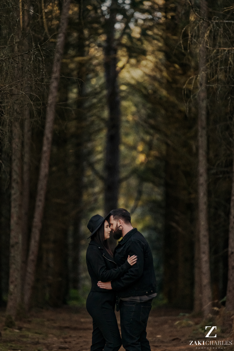Black Park Engagement Session, Kirsty & Alex Zaki Charles Photography 5