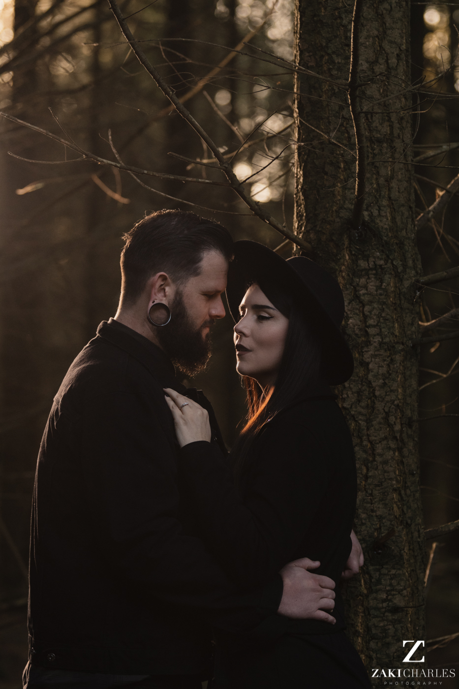 Black Park Engagement Session, Kirsty & Alex Zaki Charles Photography 9