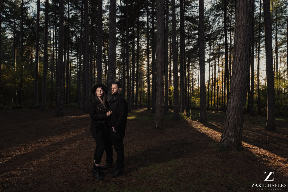 Black Park Engagement Session, Kirsty & Alex Zaki Charles Photography 8