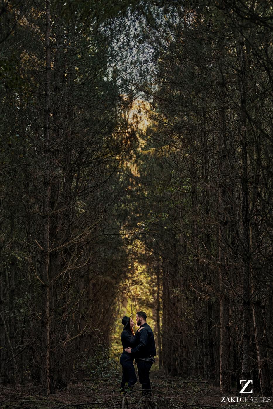Black Park Engagement Session, Kirsty & Alex fine art photography 4