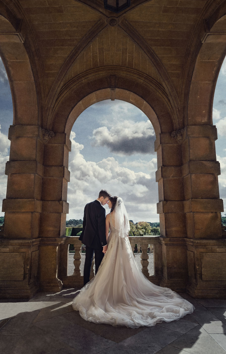 Eynsham Hall wedding photography