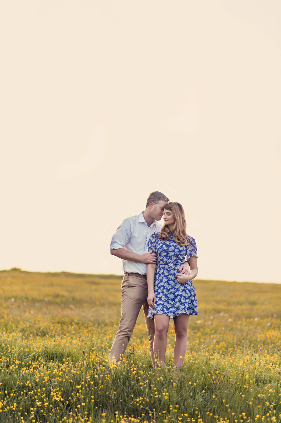 Peek district engagement photography
