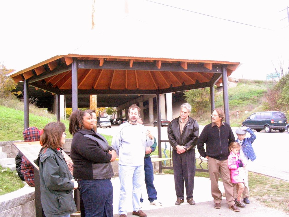 32nd St gazebo dedication3.JPG
