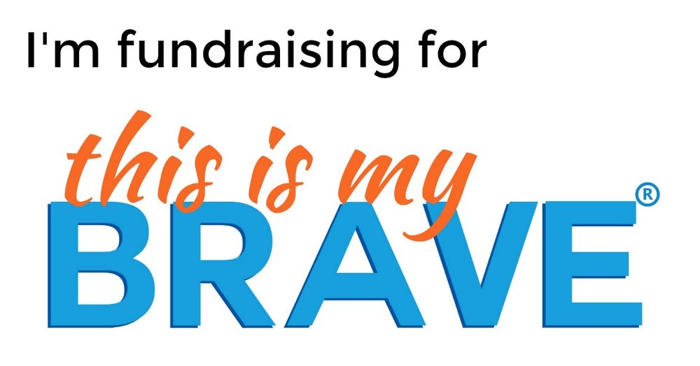 Click here to donate! - This Is My Brave is a non-profit organization working to end mental health stigma through storytelling. The organization empowers people to share their own stories about living with mental illness through creative work.Their mission page states that This Is My Brave believes