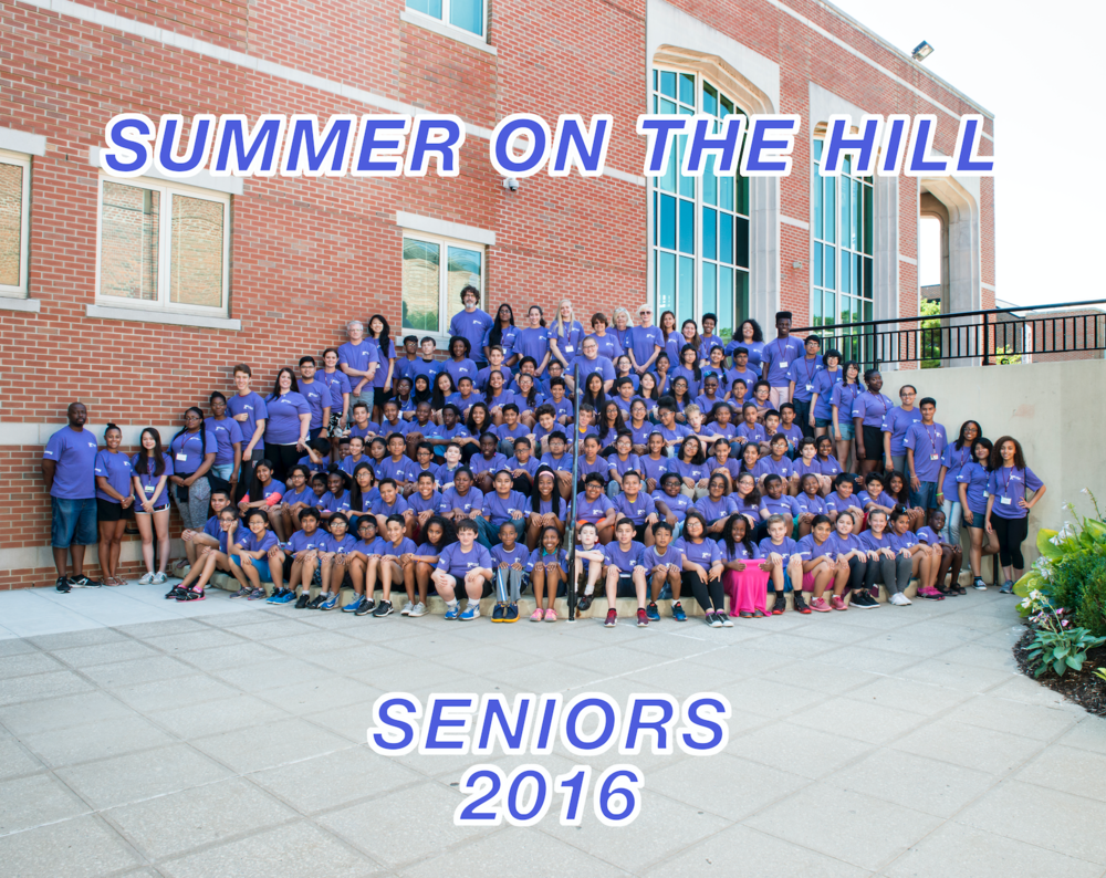 Summer on the Hill 2016