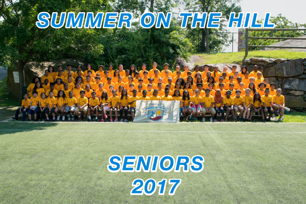 Summer on the Hill 2017