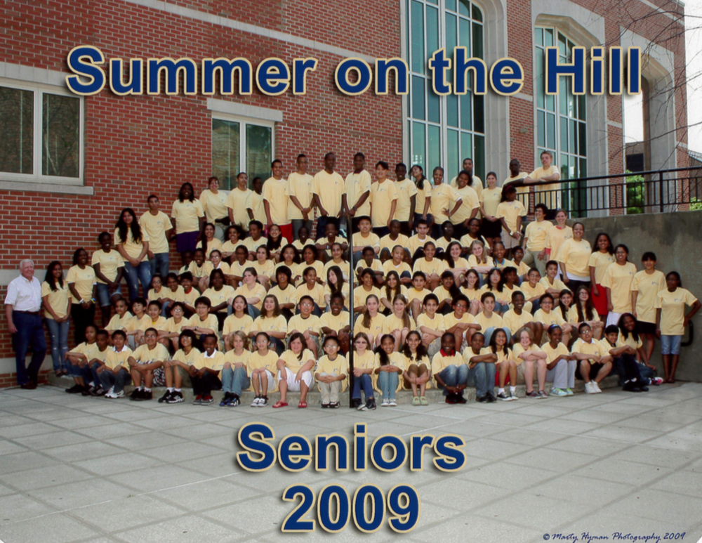 Summer on the Hill 2009