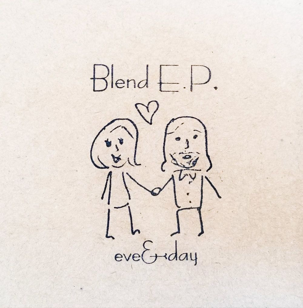 Blend E.P | Available on most streaming platforms  | Spotify | Apple Music | iTunes | Google Play | Amazon |