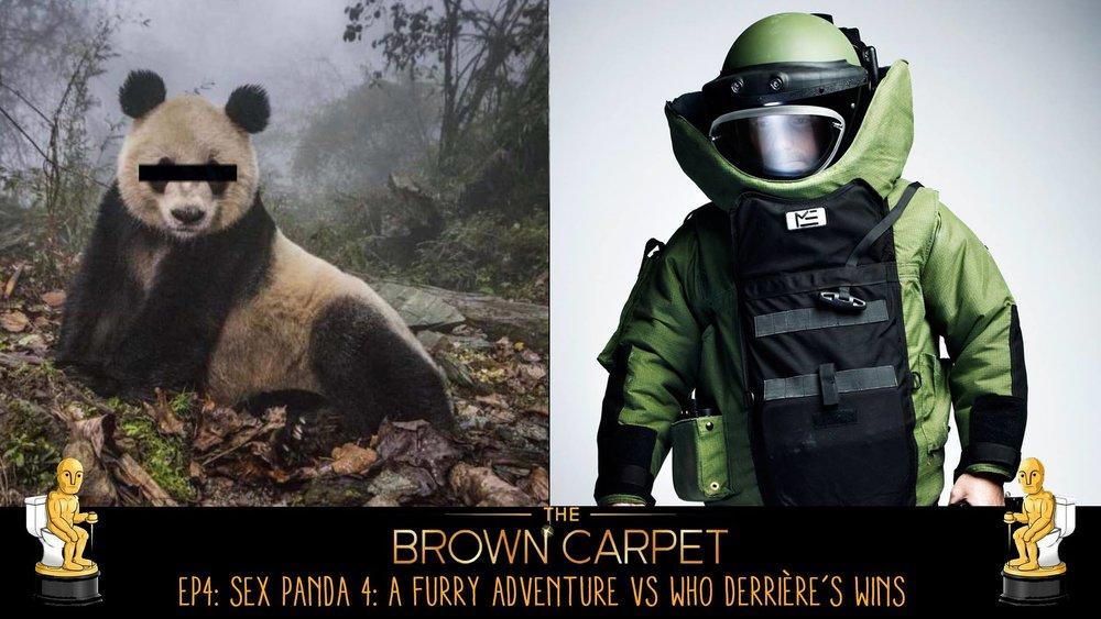 12/12/17 - E05 - Sex Panda 4: A Furry Adventure vs Who Derrieres Wins