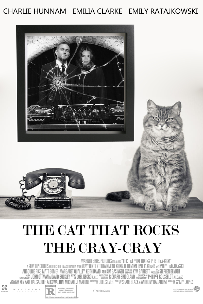 EP11 The Cat Who Rocked the Cray-Cray - POSTER.jpg