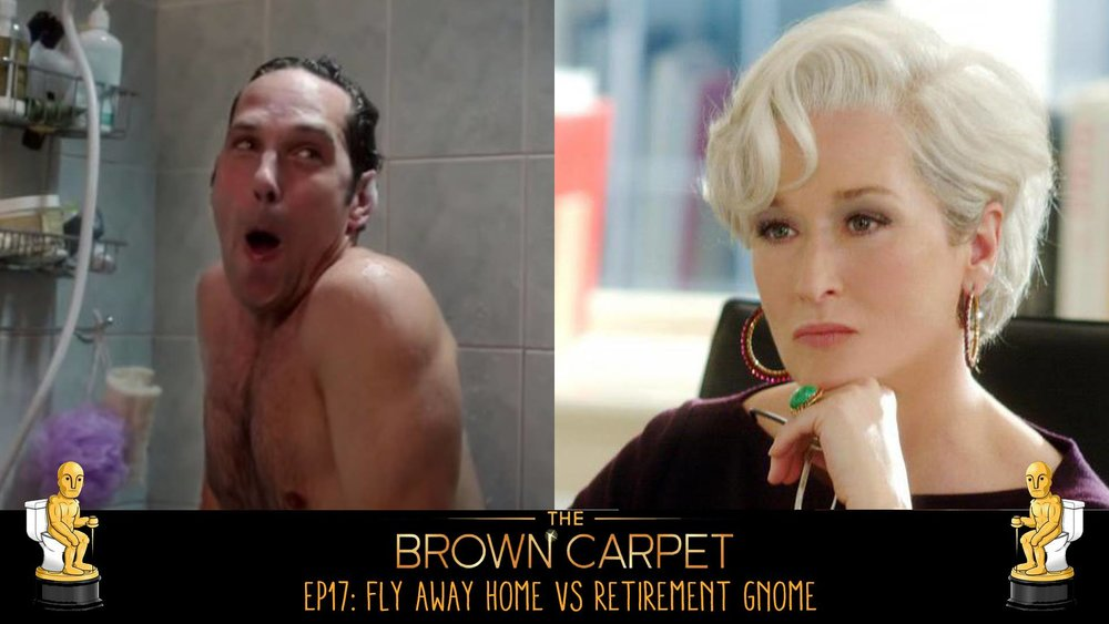 19/03/18 - EP17 - Fly Away Home vs Retirement Gnome
