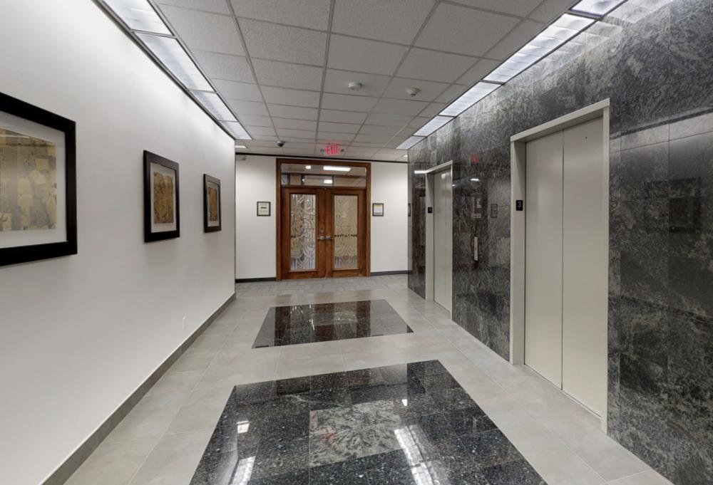 2nd Floor - Elevator / Lobby