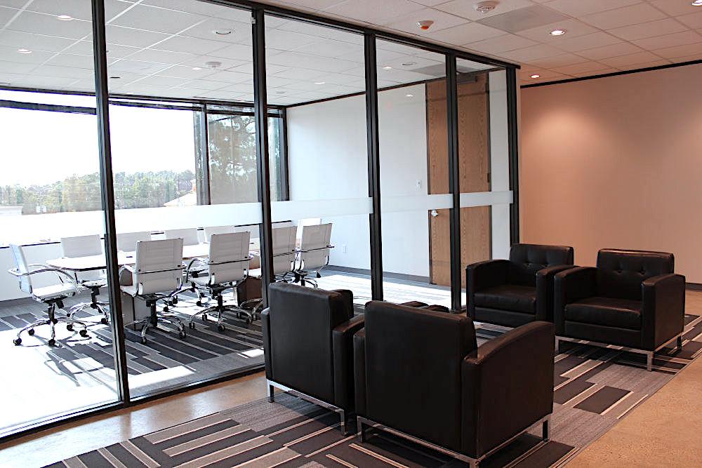SERP Matrix Lounge / Waiting Area