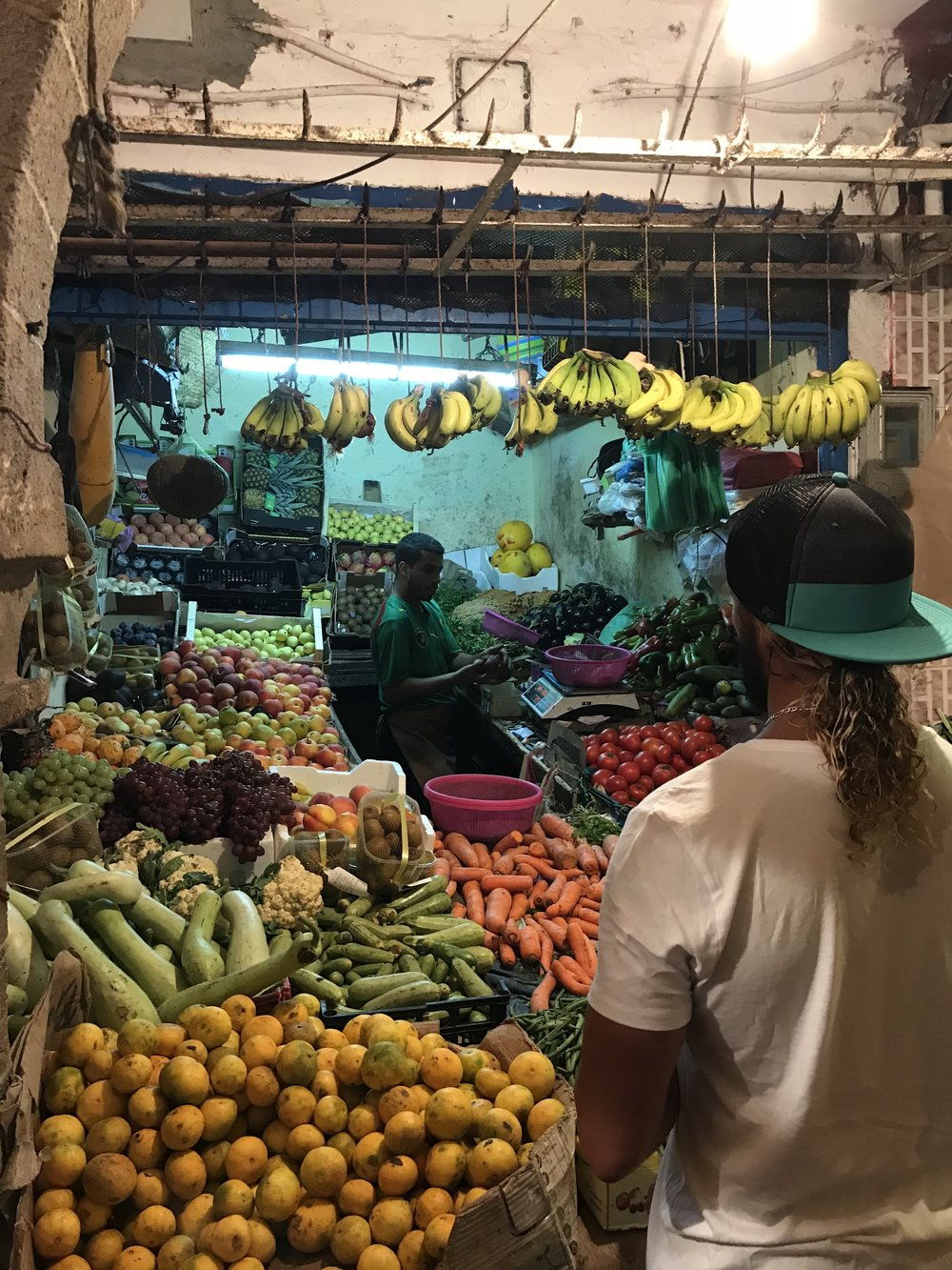 Essaouira market - shopping in the medina