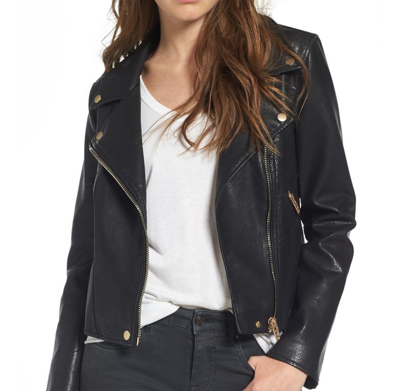 Life Changer Moto Jacket - BLANKNYC