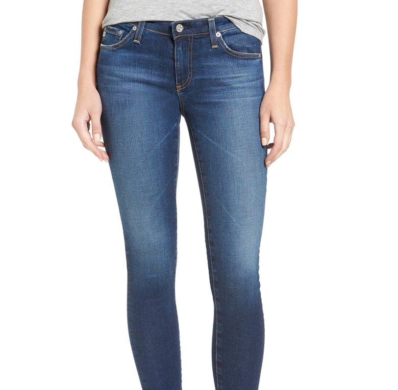 'The Legging' Ankle Jeans - AG
