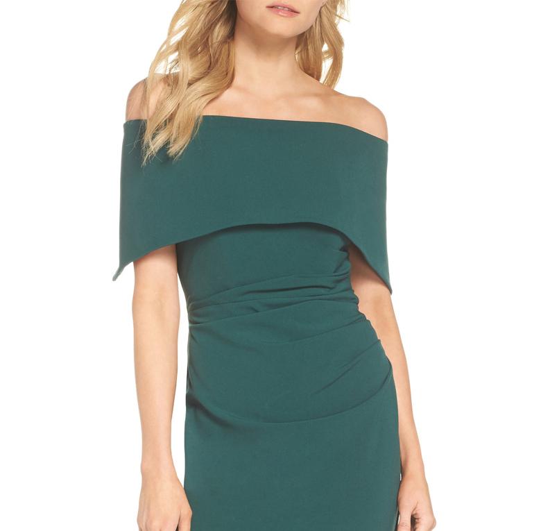Popover Midi Dress - VINCE CAMUTO