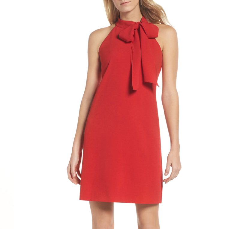 A-Line Dress - VINCE CAMUTO