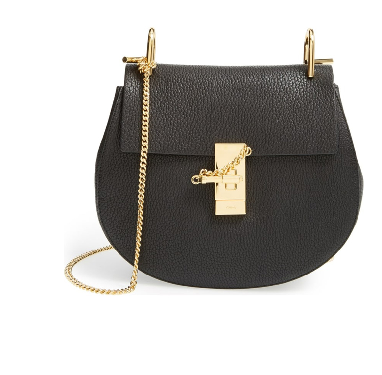 Drew Leather Shoulder Bag - CHLOÉ