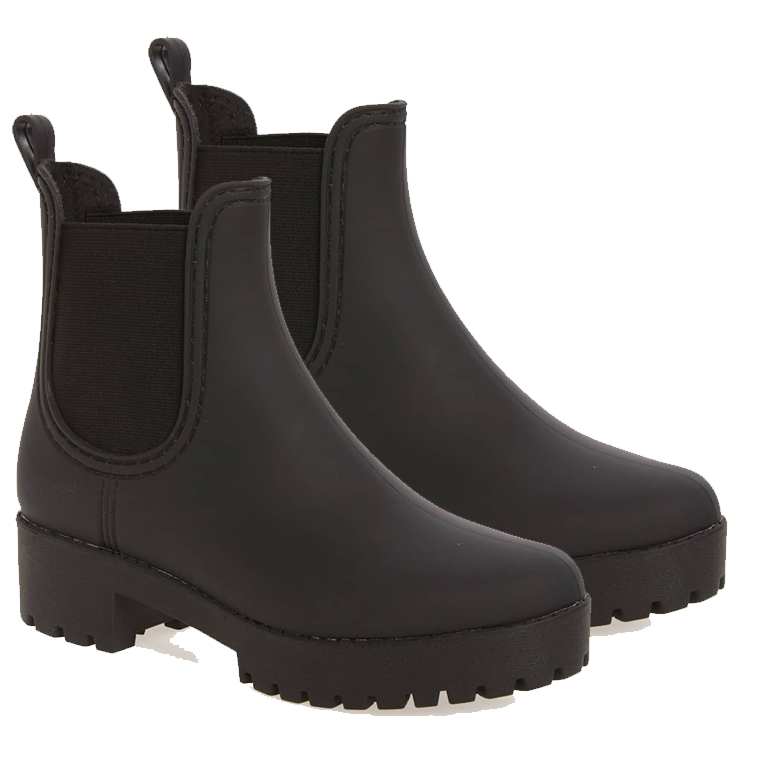 Cloudy Chelsea Rain Boot - JEFFREY CAMPBELL
