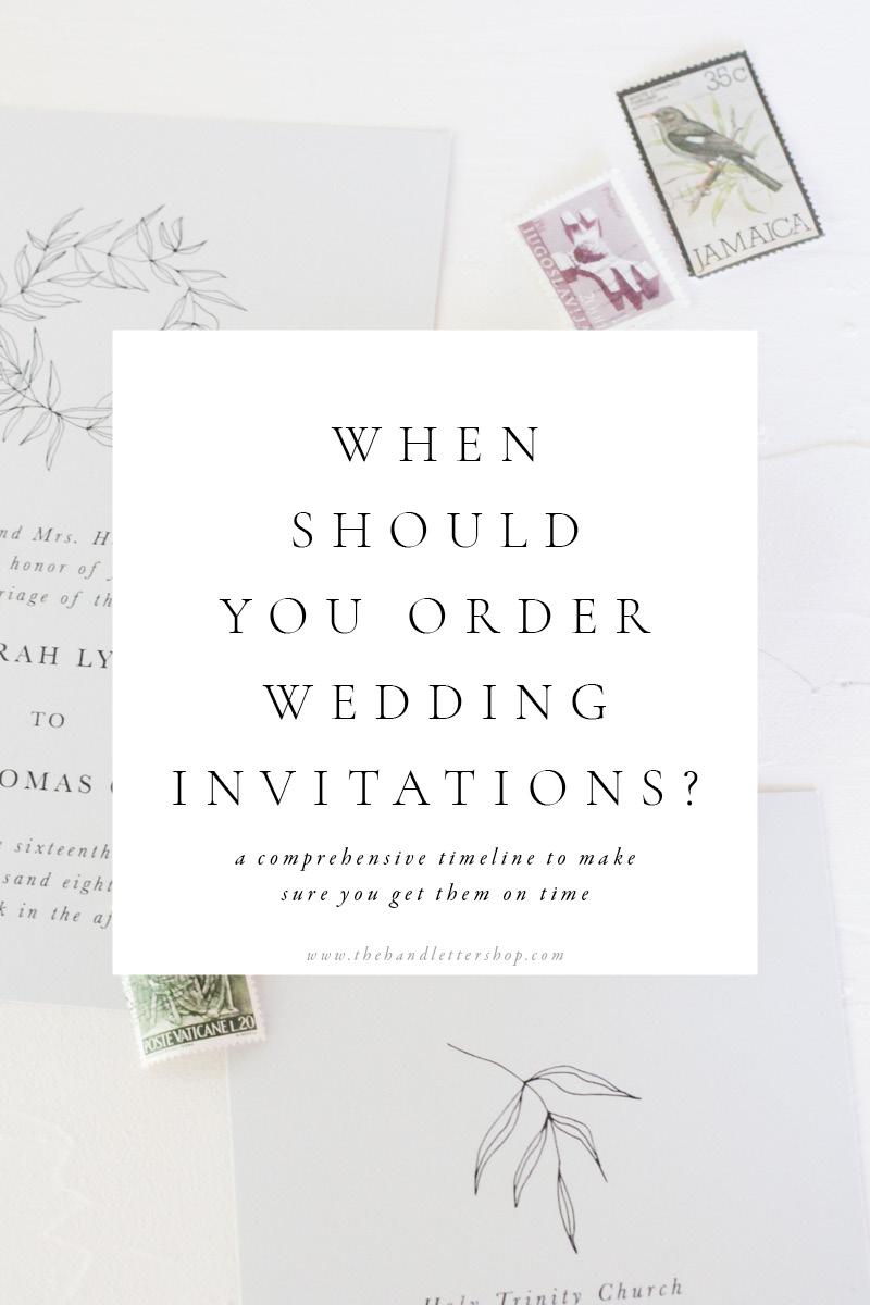 Wedding invitation timeline from #thehandlettershop2.jpg