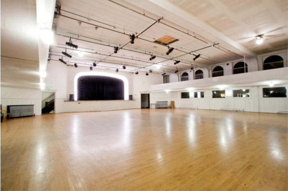 Washington Hall -