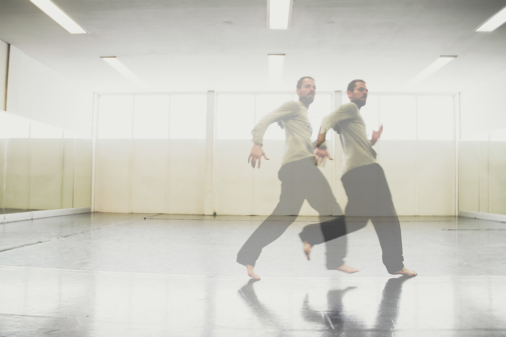 Movement Poetry - Elia's workshop blends Qi Gong, House Dance, and Flying Low. (Advanced and Basic Levels)
