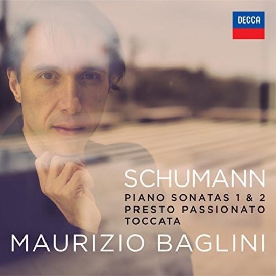 SCHUMANN  Piano Sonatas 1 & 2 Maurizio Baglini, piano 2016 Decca 481 2391 DH DDD CD  recensioni  |  reviews