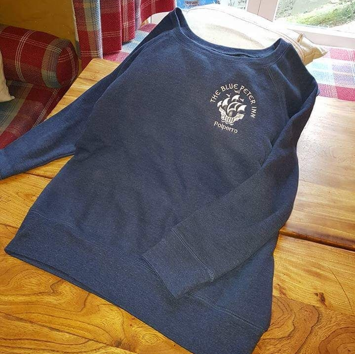Sweatshirt/Slouchy Jumper - £25.00