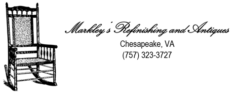 Markley's Refinishing and Antiques Logo.png