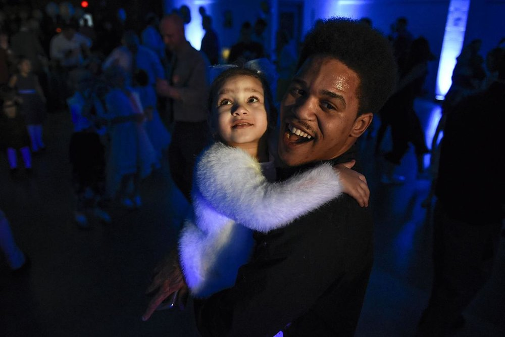 Father-Daughter Dance in Goshen