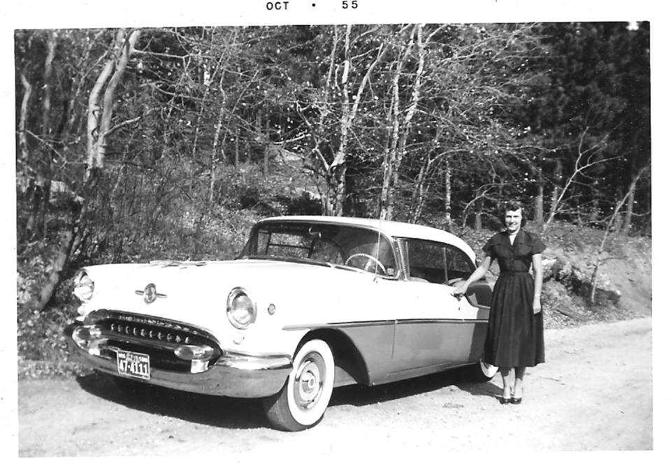 "This time of the year finds one recalling loved ones and the impact they had on one's life.   ""Classic""...some may think that I am speaking of the car...No, I talking of my mother. Of course this photo is from a day gone by, but my mom lives on in my heart and in eternity.  Mom was a Depression baby...she grew up in the small Eastern Dakota town of    Avon, South Dakota   . Her mother from Ireland, her father of German descent and of an early day Dakota Family... Her brothers fought in World War II...Her sister was her partner.  Mom went off to a university in South Carolina for a time and returned to South Dakota, West River , this time. She was home only for a short while, when a young cowboy showed up on the family's doorstep. He had heard that Voreta Rae Bangert, who was now called Vicky due to roommates in college giving her that nickname, played the piano. And this young man straight off the Plains of Dakota led a youth group near Big Bend west of Rapid City needed someone to play the piano when he would lead choruses.  She agreed...and the rest is history :) And Oh yes, Vicky, my mom, said she would ""never marry a rancher""."
