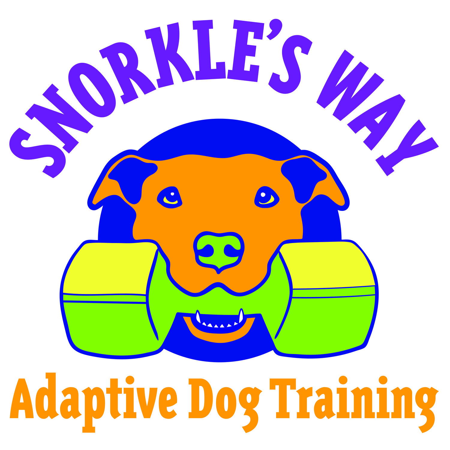 Snorkle's Way Adaptive Dog Training
