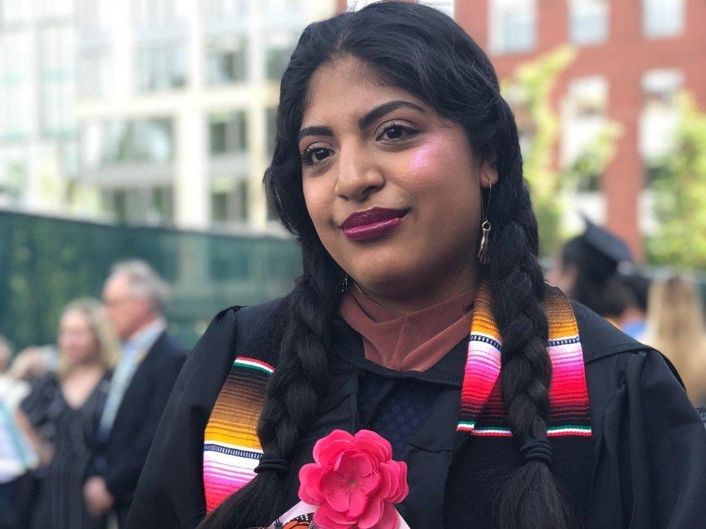 A DACA Recipient Graduates Amid Deportation Fears -