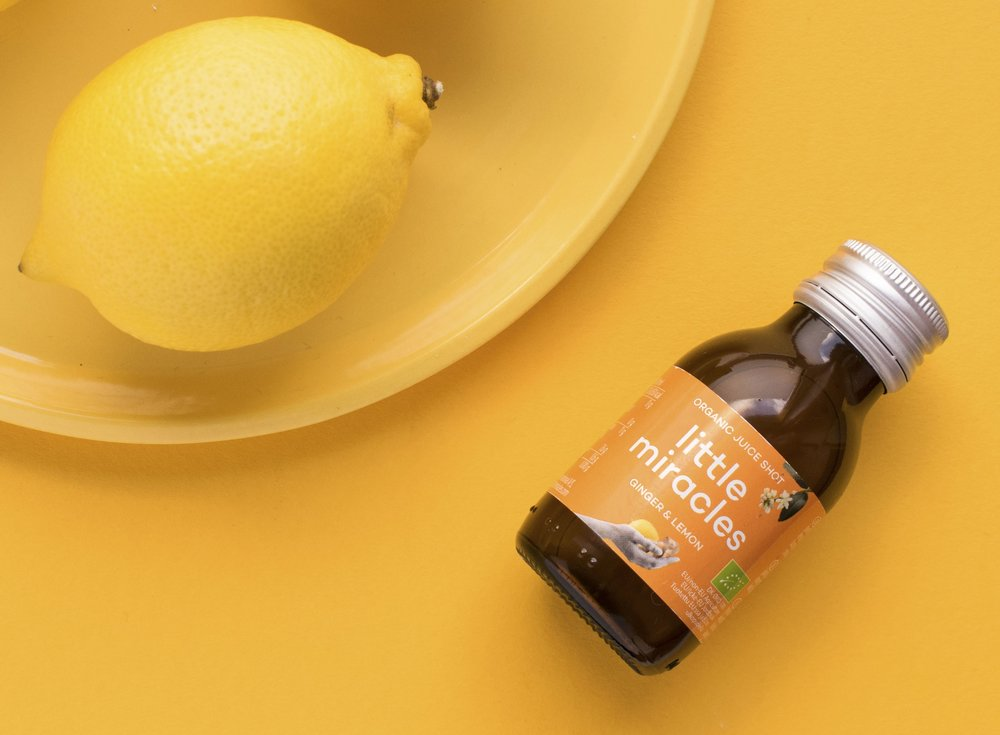 The Client - An established European drinks brand selling organic, fair trade and all natural ice tea.