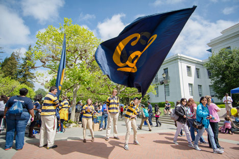 Cal Experience -