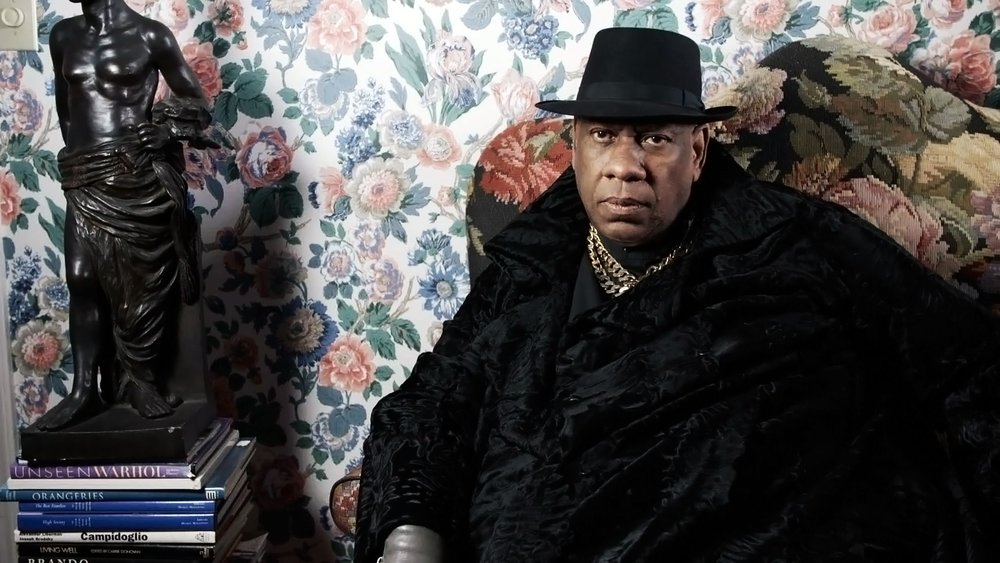 """I didn't know exactly who I was becoming."" - Andre Leon Talley. Image supplied."