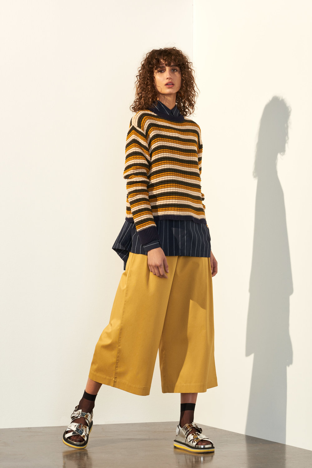 Kowtow AW18 collection, 'In Theory.' Image supplied.