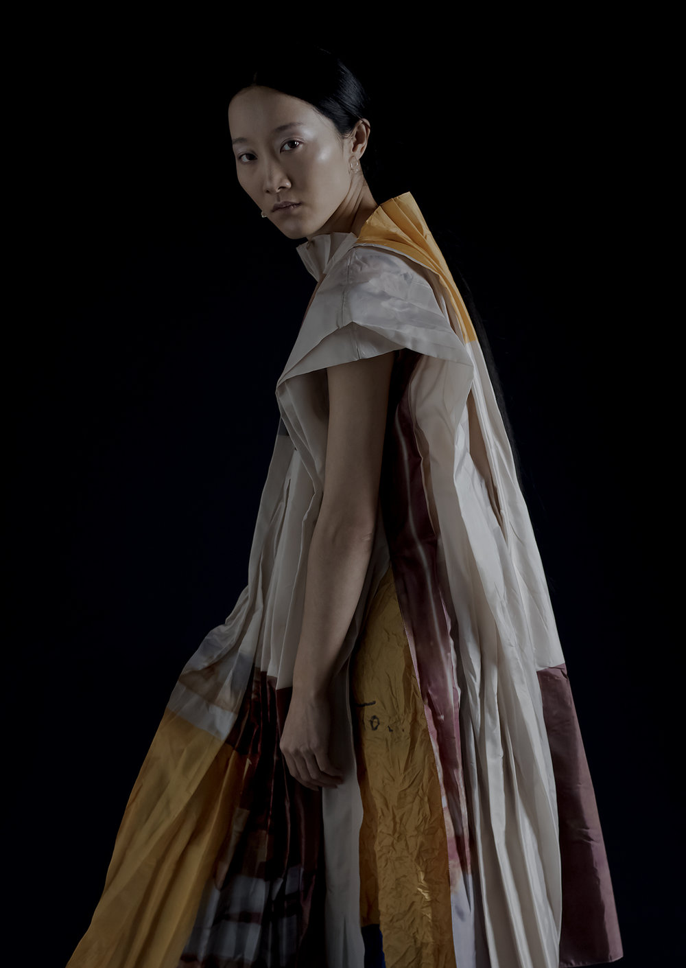 WILBUR HSU Fashion Portraits by Meighan Ellis