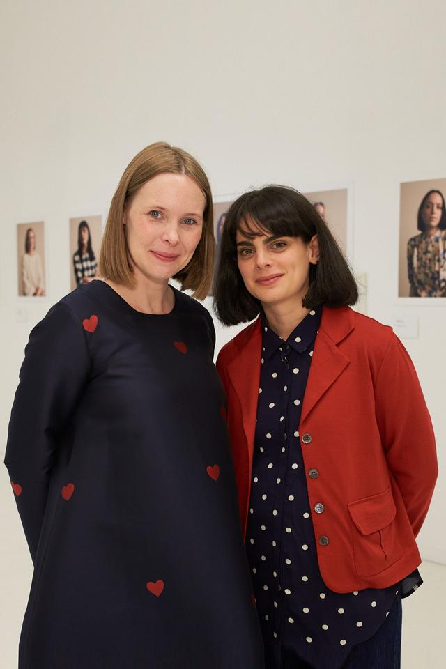 Rachel Easting and Anjali Stewart from Twenty Seven Names, image supplied.