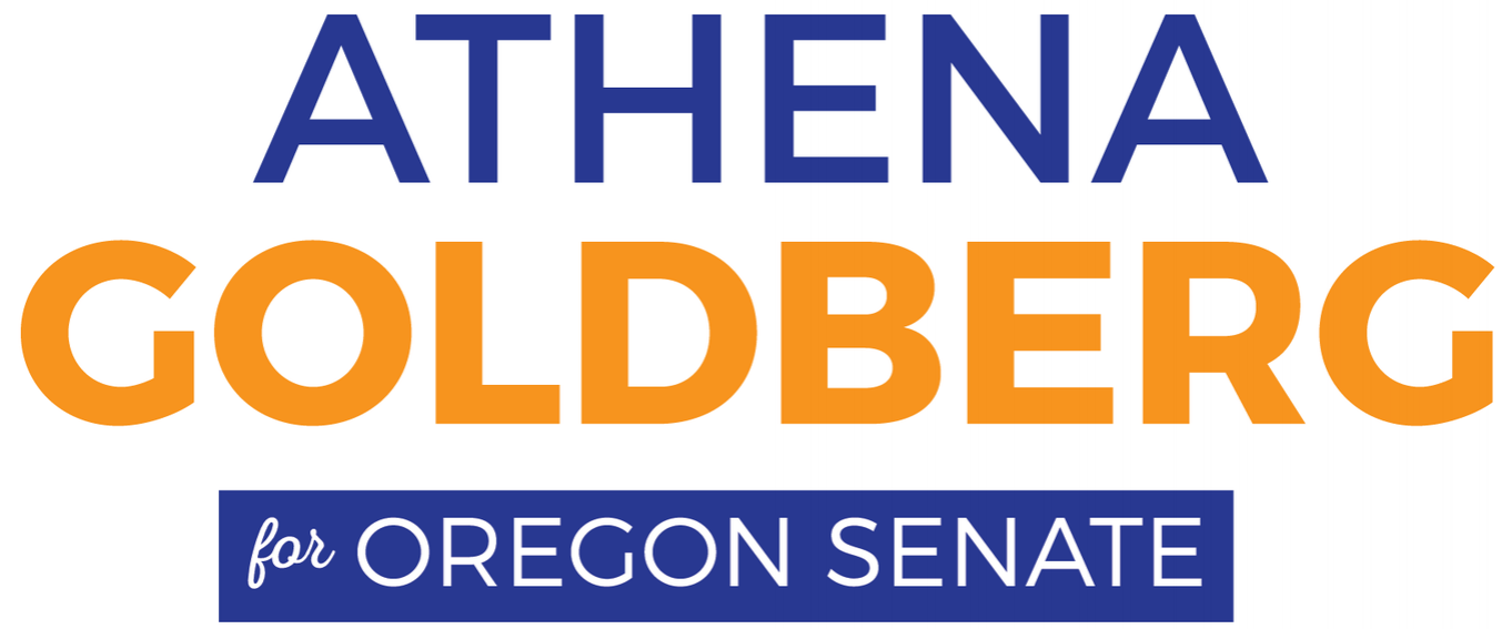 Athena Goldberg for Senate