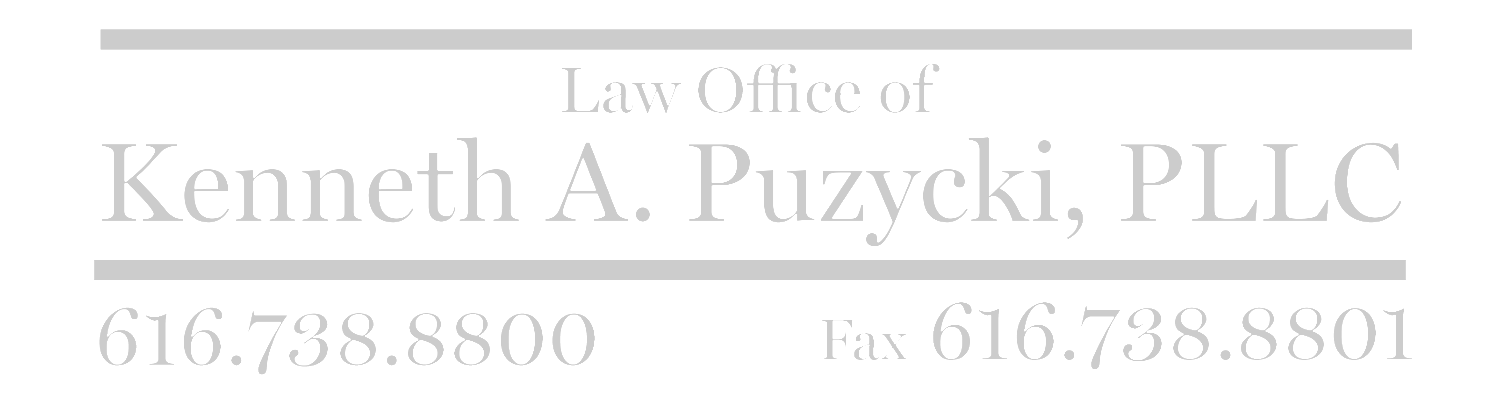 Law Office of Kenneth A. Puzycki, PLLC