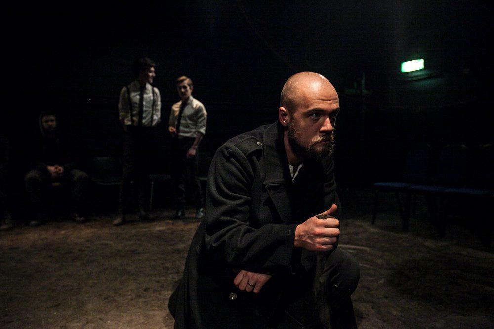Coriolanus / Chandler Studio Theatre / January 2017