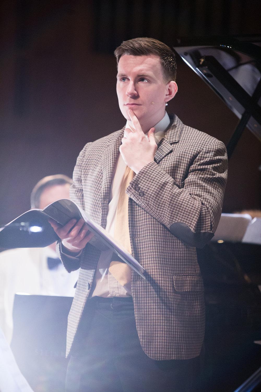Dearest Scott, Dearest Zelda / RCS Stevenson Hall / March 2017