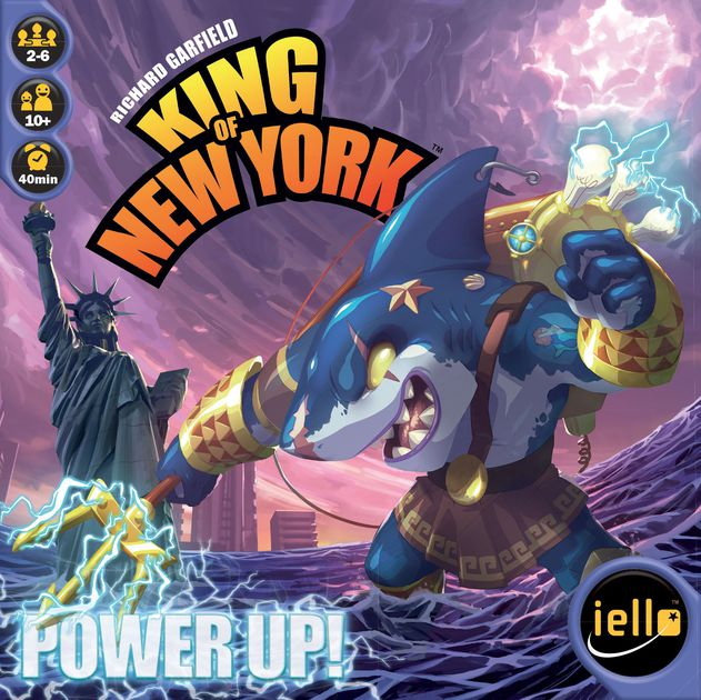 King of New York: Power Up! (Expansion)