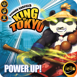 King of Tokyo: Power Up! (Expansion)